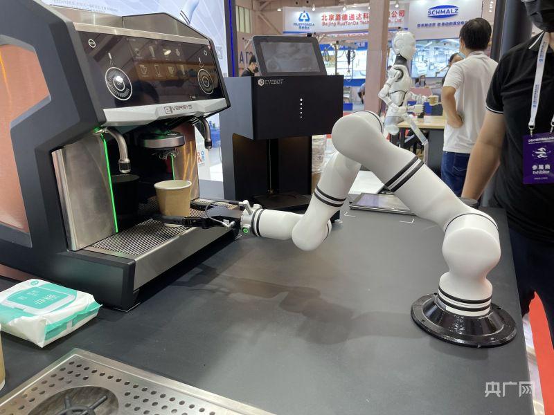 盛煌官方:2021世界机器人大会:人机共融共存谱写产业高质量发展新篇章(图3)