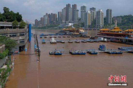 盛煌测速:水利部:秋汛超警河流数较常年偏多六成
