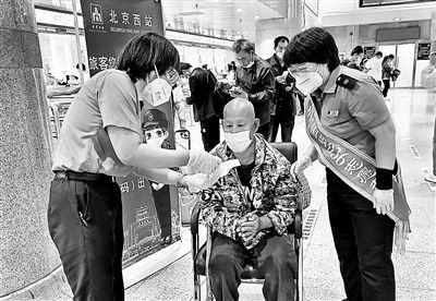 盛煌注册:北京局昨加车109趟六大站严格疫情防控