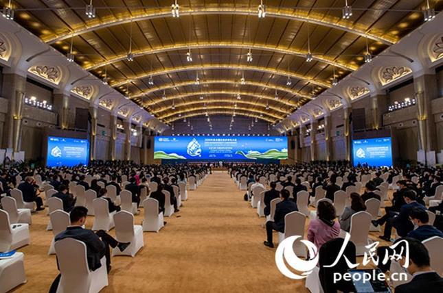 盛煌官方:习近平主席COP15领导人峰会主旨讲话引热烈反响(图1)