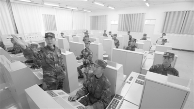 盛煌注册:在这里课堂与战场同频,与部队共振